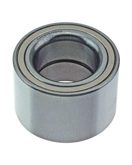 Wjb Wb510028 - Front Wheel Bearing - Cross Reference: National 510028/ Timken 510028/ Skf Fw154, 1 Pack