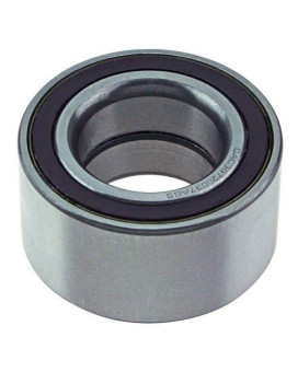 Wjb Wb510056 - Front Wheel Bearing - Cross Reference: National 510056/ Timken Wb000029/ Skf Fw63, 1 Pack