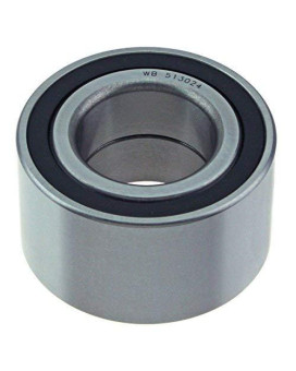 Wjb Wb513024 - Front Wheel Bearing - Cross Reference: National 513024/ Timken 513024/ Skf Fw102, 1 Pack