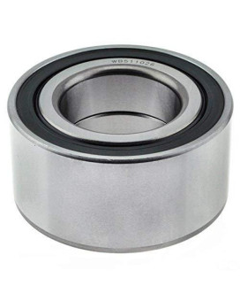 Wjb Wb511026 - Rear Wheel Bearing - Cross Reference: National 511026/ Timken 511026/ Skf Grw192, 1 Pack