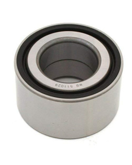 Wjb Wb511029 - Rear Wheel Bearing - Cross Reference: National 511029/ Timken 511029/ Skf Grw38, 1 Pack