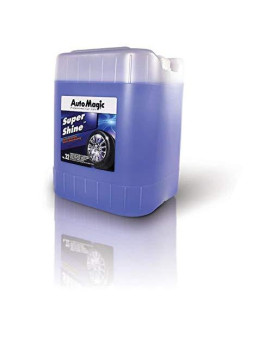 Super Shine - Tire  Vinyl Dressing - By Auto Magic 5 Gallon