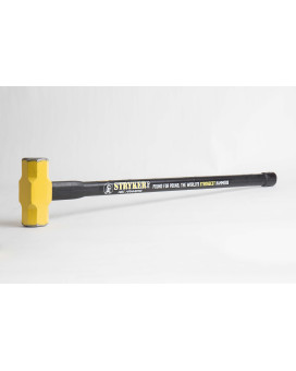 """8 lb. Head with 36"""" Steel Reinforced Rubber Handle"""