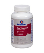 Permatex 81775 Rust Treatment , 8 Oz.