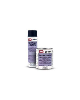 Sem 39854 Black Texture Coating Aerosol - 1 Quart