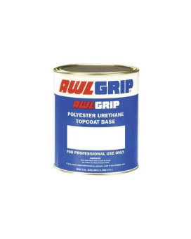 Awlgrip Polyester Urethane Topcoat Base Paint Quart - G3005Q - High Solid Clear
