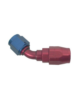 XRP 204510 Size 10 45 Degree Double Swivel Hose End