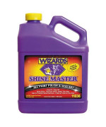 Wizards Wax & Polish (Shine Master, Gallon)