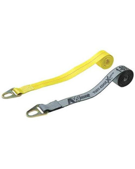 Keyhole Strap, Ratchet, 7 ft 1 in x 2 in