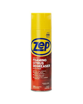 Zep Zuhfd18 Foam Degreaser, 18 Oz