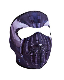 Zanheadgear WNFM097 Neoprene Full Face Mask, Pain