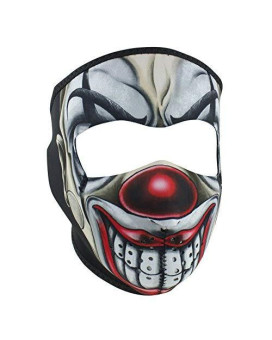 Zanheadgear Wnfm411 Adult/Unisex Neoprene Chicano Clown Full Mask