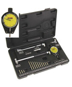 """Anytime Tools Dial Bore Gauge 0.7""""-6""""/0.0005"""" Deep Engine Hole Cylinder Measurement Gage"""