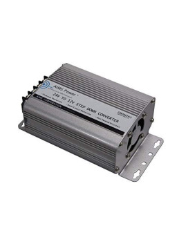 AIMS Power CON60A2412 60-Amp 24V To 12V Step Down DC-DC Converter