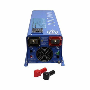 6000 Pure Sine Inverter Charger 48Vdc to 120Vac (only)