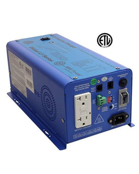 AIMS 600 Watt Pure Sine Inverter Charger