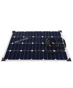60 Watt Flexible Bendable Slim Solar Panel Monocrystalline