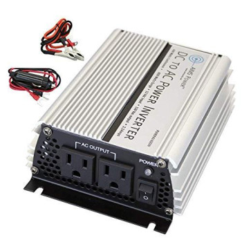AIMS 400 watt Power Inverter with Cable 12 volt