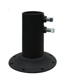 Base & hardware -includes collars, bolts & wrench for Ranch Hitch Adapter (NO stinger or cable)