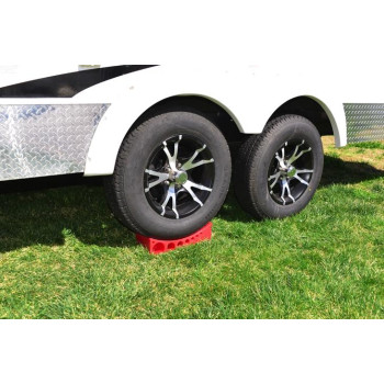 Camper Leveler w/chock up to 4 lift. (10-pack $280)