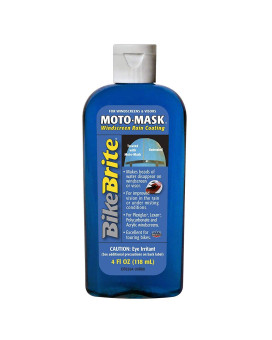 Bike Brite Moto Mask For Windscreens