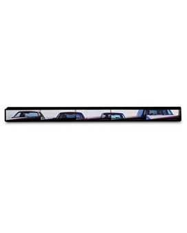 Rally Panoramic 5-Panel Rearview Mirror (91515)