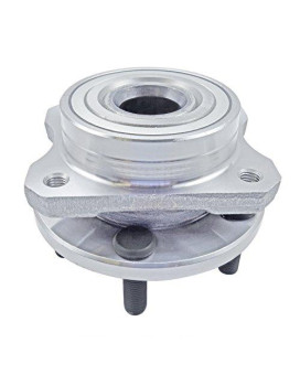 Crs Nt513122 New Wheel Bearing Hub Assembly, Rear Left/Right Side, For Chrysler Grand Voyager/Town &Amp; Country, 1996-2000 Dodge (Grand) Caravan, 1996-2000 Plymouth (Grand) Voyager