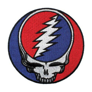 Application Steal Your Face Red And Blue Patch