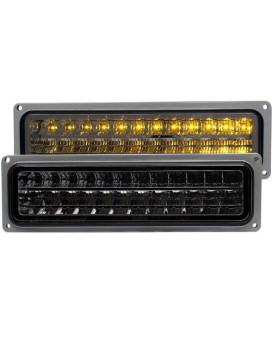 Anzousa 511068 Smoke Led Parking Light - (Sold In Pairs)