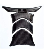 Kawasaki Stealth Effect Real Carbon Fiber Tank Protector Pad Decal Sticker Trim