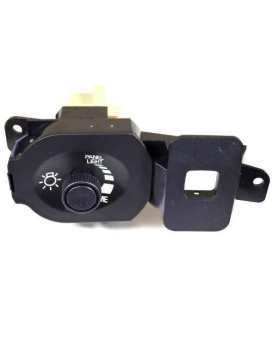 Pt Auto Warehouse Hls-1047 - Headlight Switch - With Fog Lights