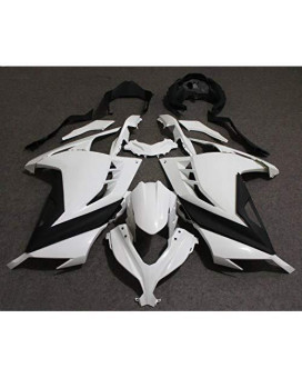 Zxmoto Unpainted Fairing Kit For Kawasaki Ninja 300 Ex300 Ex300A Ex300B 2013-2017 14 15 16