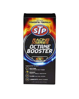 Stp 17626 Racing Series Octane Booster, 16 Fl. Oz, 1 Pack