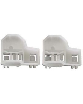 Pt Auto Warehouse Wg-713349 - Window Regulator Guide Clips - Passenger Side Front Or Driver Side Rear
