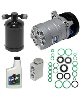 Universal Air Conditioner Kt 1107 A/C Compressor And Component Kit