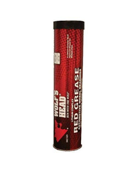 Wolf'S Head Red Grease - 10/14Oz Tubes