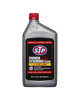 Stp Power Steering Fluid &Amp; Stop Leak (32 Fl. Oz.)