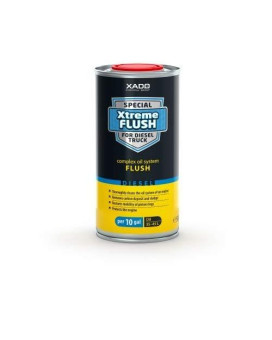 Xado Special Xtreme Diesel Truck Engine Oil System Flush (Can, 500Ml)