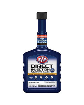 STP Direct Injection Fuel Injector Cleaner (12 fl. oz.)