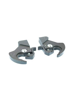 Air-Wing Detachable Rotary Docking Latch Clips For Harley Davidson