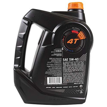 Xps 4 Stroke Synthetic Blend Engine Oil 5W-40 - Gallon - Can Am Spyder Sea Doo 779134 / 293600122