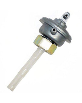 Aquiver Auto Parts Fuel Pump Valve Petcock With Filter Scooter Moped Motorcycle 50Cc 125Cc 150Cc Gy6-0801
