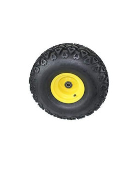 22.5X10.00-8 Front Wheel And Tire Assy Perfectly Replaces Am143568 M118820