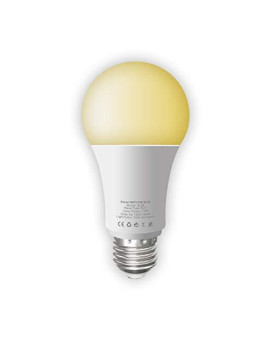 Acemax Smart Wifi Light Bulb Tunable Soft White To Daylight (2700K-6500K) 100W Equivalent Dimmable Sunrise Cold White Warm White Led Compatible With carkart Alexa Echo Google Home Assistant Ifttt