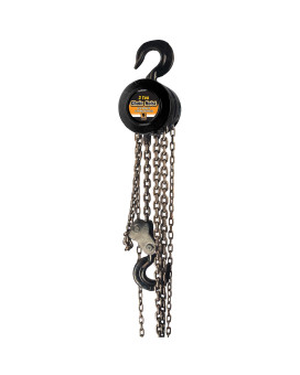 Black Bull CHOI3 3 Ton Heavy Duty Chain Hoist