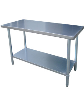 Sportsman Series SSWTABLE Stainless Steel Work Table 24 x 48 Inches