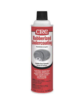 CRC Industries, Inc. 05347 Rubberized Undercoating 16Oz