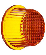 Bores Guide 1131 Amber Lens - Pack Of 2