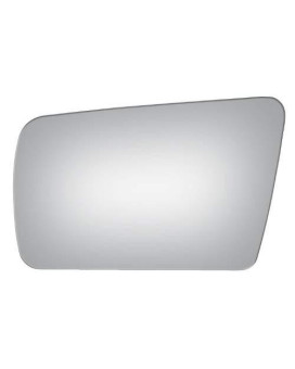 Flat Driver Left Side Replacement Mirror Glass for 1997-1999 Mercedes Benz E320