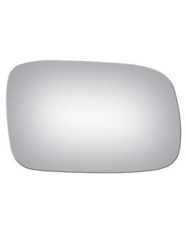 Convex Passenger Right Side Replacement Mirror Glass For 2002-2003 Lexus Es300